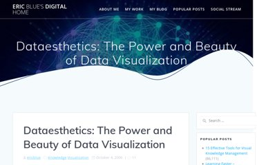 http://eric-blue.com/2006/10/04/dataesthetics-the-power-and-beauty-of-data-visualization/