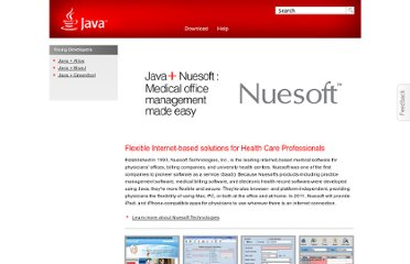 http://www.java.com/en/java_in_action/nuesoft.jsp