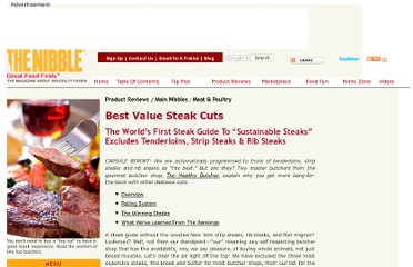 http://www.thenibble.com/reviews/main/meats/beef/best-value-steak-cuts.asp