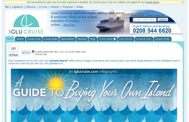 http://www.iglucruise.com/private-islands