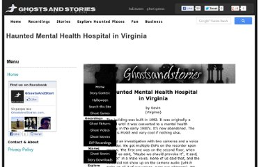 http://www.ghostsandstories.com/haunted-mental-health-hospital-in-virginia.html