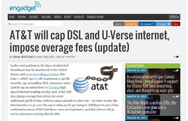 http://www.engadget.com/2011/03/13/atandt-will-cap-dsl-u-verse-internet-and-impose-overage-fees/