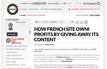 http://owni.fr/2011/03/14/how-french-site-owni-profits-by-giving-away-its-content/