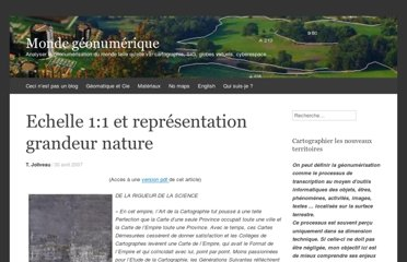 https://mondegeonumerique.wordpress.com/2007/04/30/echelle-11-et-representation-grandeur-nature/