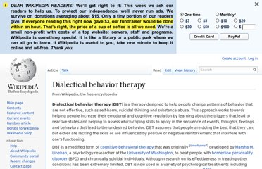 http://en.wikipedia.org/wiki/Dialectical_behavior_therapy