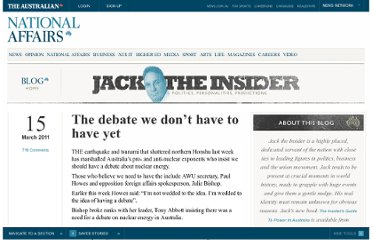 http://blogs.theaustralian.news.com.au/jacktheinsider/index.php/theaustralian/comments/the_debate_we_dont_have_to_have_yet/