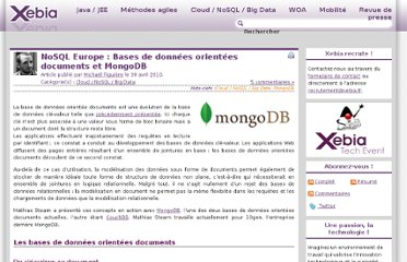 http://blog.xebia.fr/2010/04/30/nosql-europe-bases-de-donnees-orientees-documents-et-mongodb/