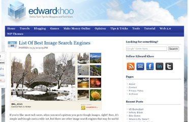 http://edwardkhoo.com/list-of-best-image-search-engines/