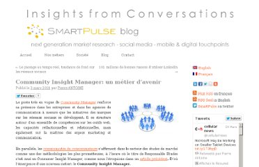 http://www.smartpulse.fr/2011/03/03/community-insight-manager-un-metier-davenir/