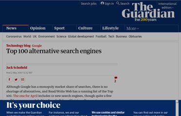 http://www.guardian.co.uk/technology/blog/2007/may/02/top100alterna