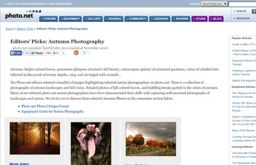 http://photo.net/editors-picks/2010/autumn-photography/