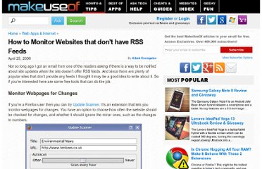 http://www.makeuseof.com/tag/how-to-monitor-websites-that-dont-have-rss-feeds/