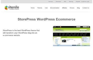 http://sitemile.com/products/storepress-wordpress-ecommerce/