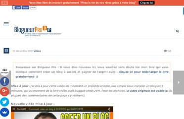 http://blogueur-pro.com/installer-blog-professionnel