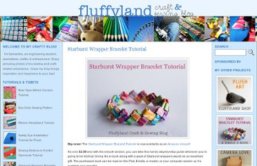 http://fluffyland.com/blog/index.php/starburst-wrapper-bracelet-tutorial/