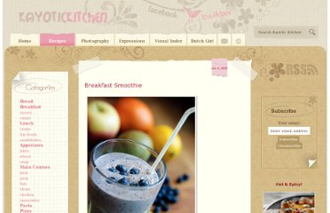http://www.kayotic.nl/blog/breakfast-smoothie