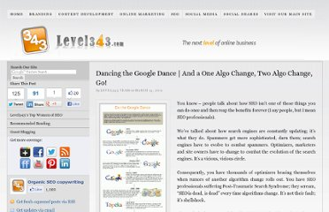 http://level343.com/article_archive/2011/03/14/dancing-the-google-dance-one-algo-change-two-algo-change-go/