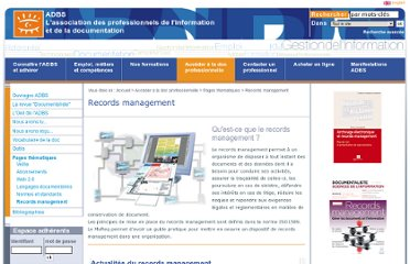 http://www.adbs.fr/records-management-29391.htm?RH=OUTILS_DOSTHEM&RF=1202925005805