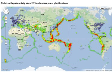 http://maptd.com/map/earthquake_activity_vs_nuclear_power_plants/