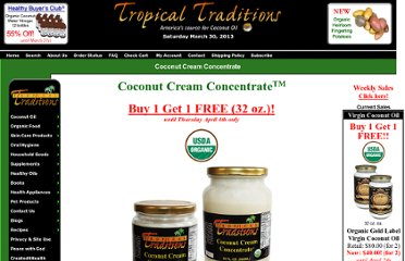 http://www.tropicaltraditions.com/coconut_cream_concentrate.htm?source=ggle090302&gclid=CObQ6vyJ06cCFUMUKgodTj5R-Q