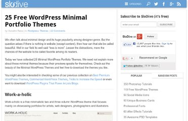 http://slodive.com/freebies/free-wordpress-minimal-portfolio-themes/