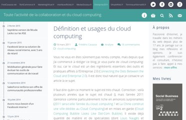 http://www.entreprise20.fr/2011/03/16/definition-et-usages-du-cloud-computing/
