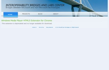 http://www.interoperabilitybridges.com/wmp-extension-for-chrome
