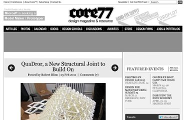 http://www.core77.com/blog/sustainable_design/quadror_a_new_structural_joint_to_build_on_18629.asp