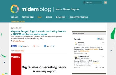 http://blog.midem.com/2011/03/virginie-berger-digital-music-marketing-basics-midem-exclusive-white-paper/