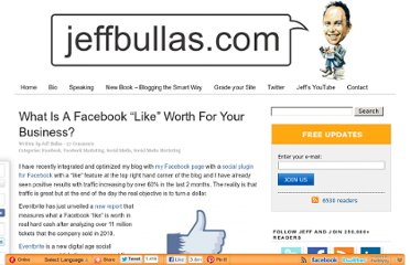http://www.jeffbullas.com/2011/03/17/what-is-a-facebook-like-worth-for-your-business/