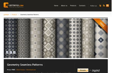 http://getmyui.com/geometry-seamless-patterns/