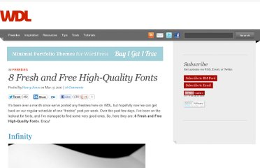 http://webdesignledger.com/freebies/8-fresh-and-free-high-quality-fonts