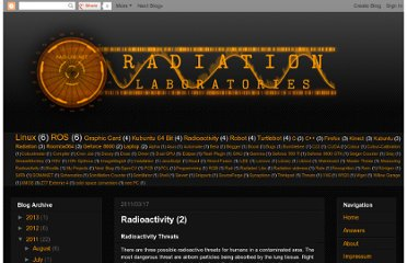 http://radiationlaboratories.blogspot.com/2011/03/radioactivity-2.html