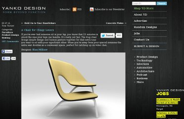 http://www.yankodesign.com/2011/03/17/a-chair-for-clingy-lovers/