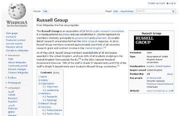http://en.wikipedia.org/wiki/Russell_Group