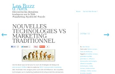 http://www.alexbonan.me/nouvelles-technologies-vs-marketing-traditionnel/