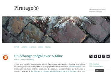 http://piratages.wordpress.com/2009/03/31/un-echange-inegal-avec-aminc/