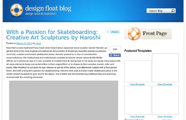 http://www.designfloat.com/blog/2011/03/10/haroshi-skateboarding-art-sculptures/