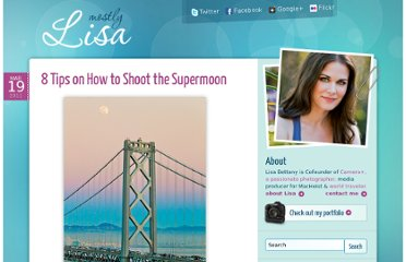 http://mostlylisa.com/blog/supermoon/