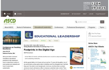 http://www.ascd.org/publications/educational-leadership/nov08/vol66/num03/Footprints-in-the-Digital-Age.aspx