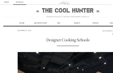 http://www.thecoolhunter.net/design