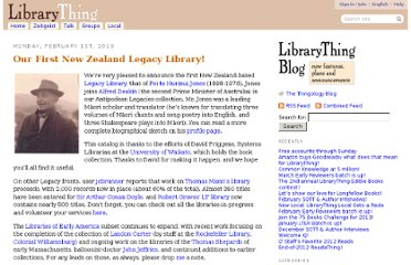 http://www.librarything.com/blogs/librarything/2010/02/our-first-new-zealand-legacy-library/