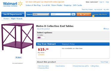 http://www.walmart.com/ip/End-Table-Metro-X-Collection-Fuchsia/14524683