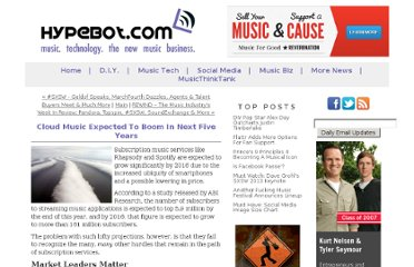 http://www.hypebot.com/hypebot/2011/03/cloud-music-expected-to-boom-in-next-five-years.html