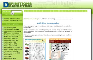 http://www.definitions-marketing.com/Definition-Advergaming