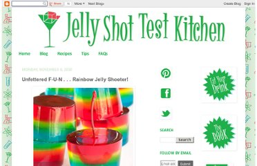 http://jelly-shot-test-kitchen.blogspot.com/2010/11/unfettered-f-u-n-rainbow-jelly-shooter.html