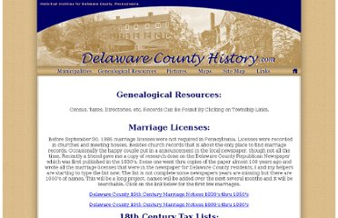 http://delawarecountyhistory.com/genresources_home.html