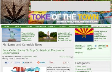 http://www.tokeofthetown.com/2011/03/feds_order_banks_to_spy_on_medical_marijuana_dispe.php