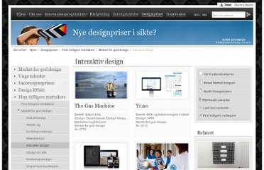 http://www.norskdesign.no/interaktiv-design/category290.html