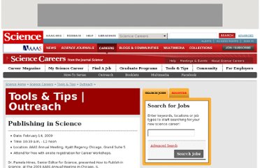 http://sciencecareers.sciencemag.org/tools_tips/outreach/events/2009_02_14